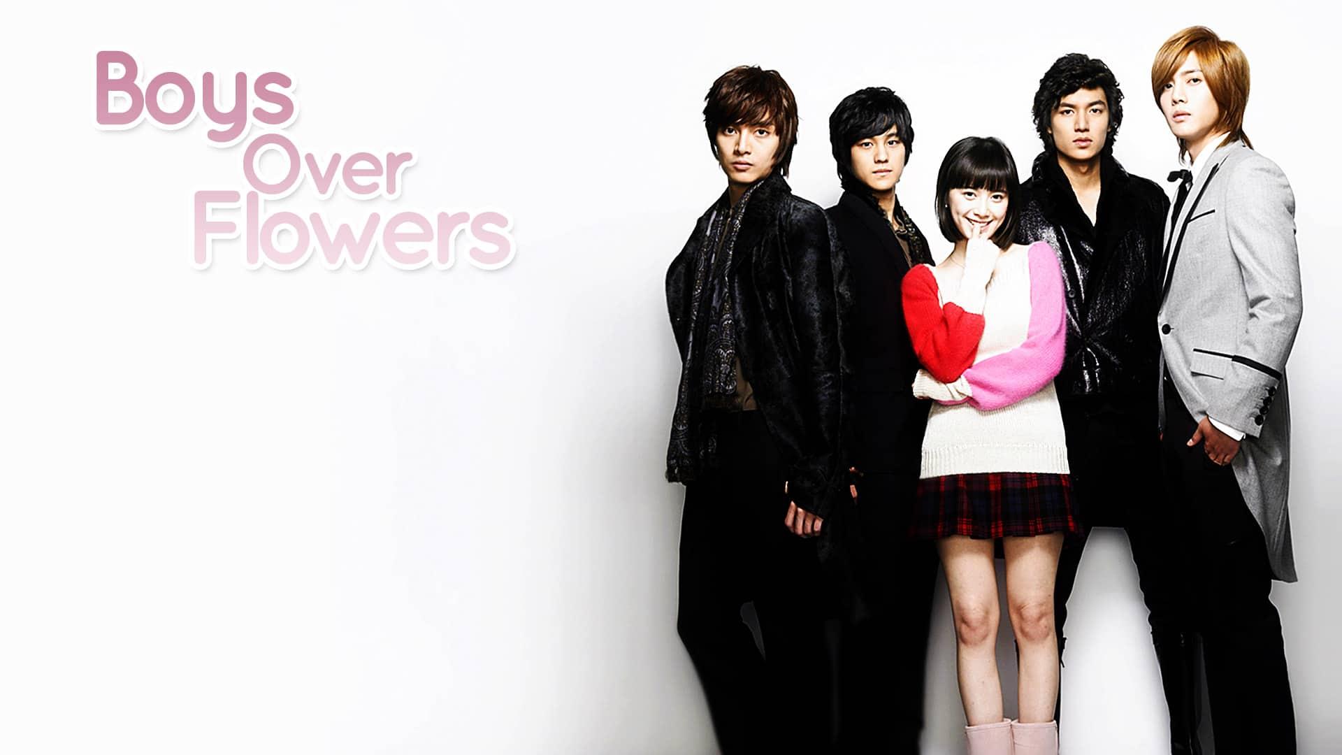 boys over flowers kore dizisi
