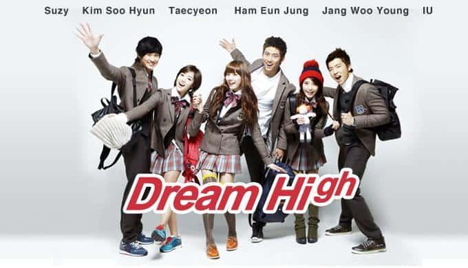 dream high kore dizisi