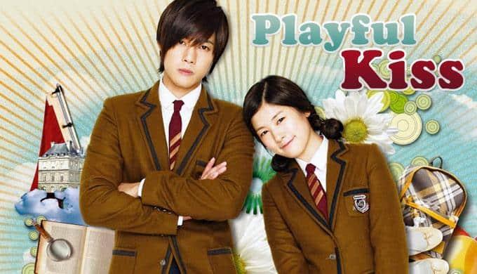 playful kiss kore dizisi
