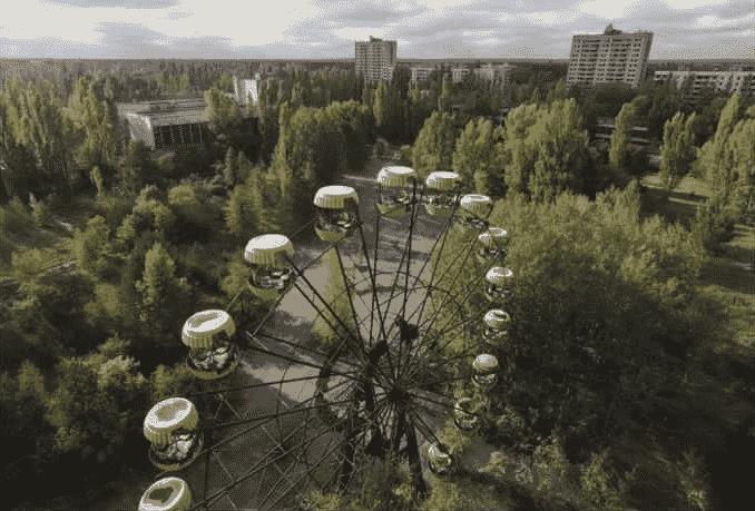 Çernobil: Faciadan 30 Yıl Sonrası ve Fotoğraflar
