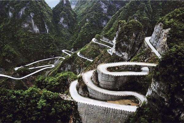 Dünyadaki En Tehlikeli 15 Yol