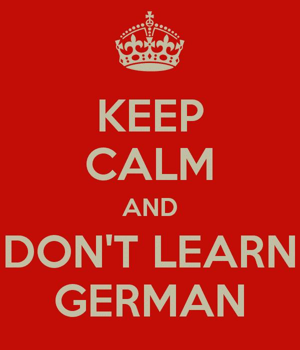 Almanca Öğrenmenin İmkansız Olduğunu Kanıtlayan 9 Kelime