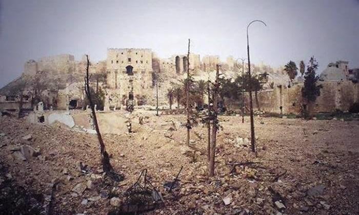 Suriye'deki Savaşın Ciddiyetini Gözler Önüne Seren 28 Fotoğraf