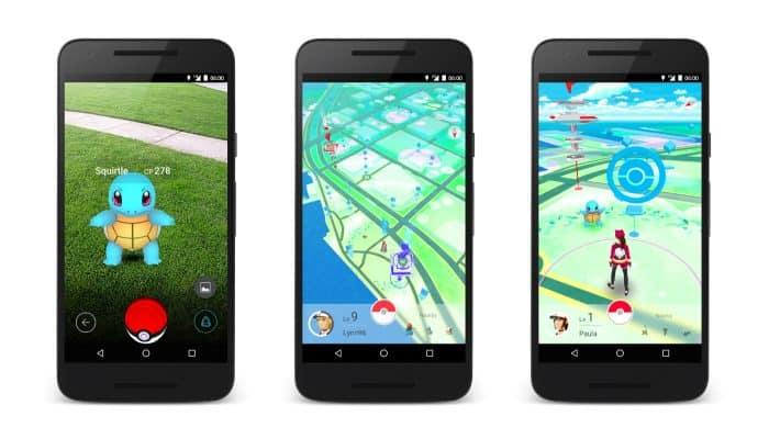 pokemon go ios android oyna