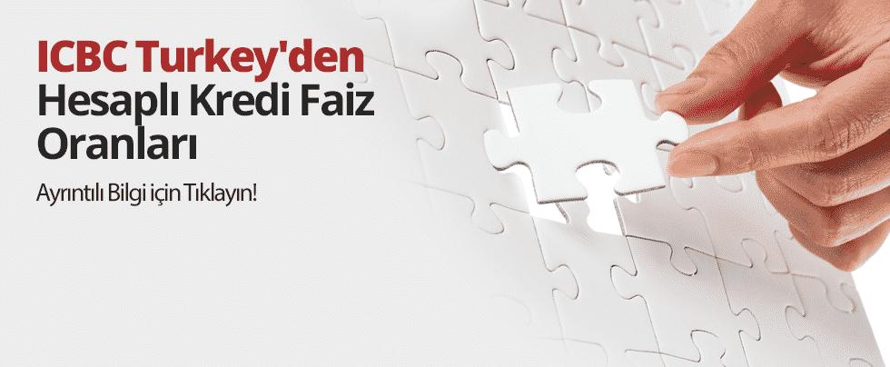 ICBC Turkey (Tekstilbank) Kredi Başvurusu