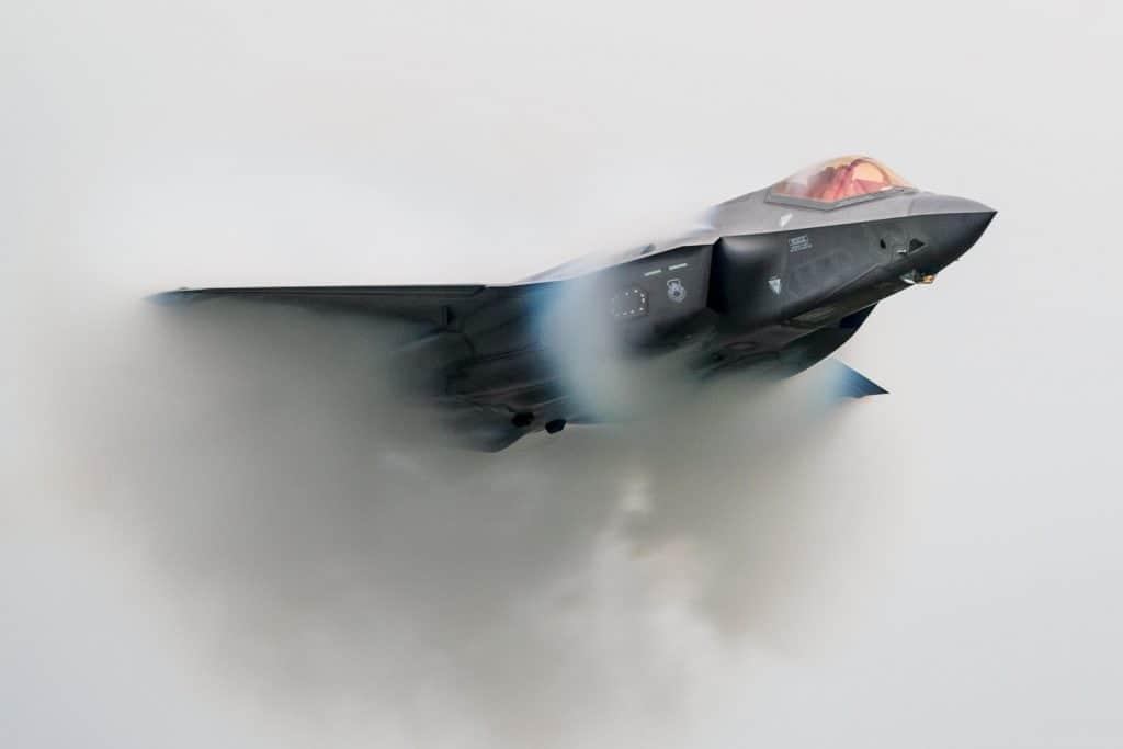 F-35 Radara Mı Yakalandı? Alman Şirket 160 KM Radarda İz Sürdüğünü Açıkladı!