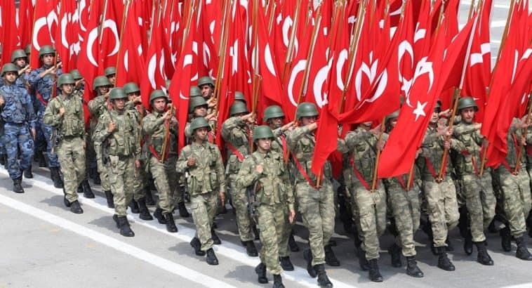 Türkiye Askeri Gücü – 2019 İnfografik