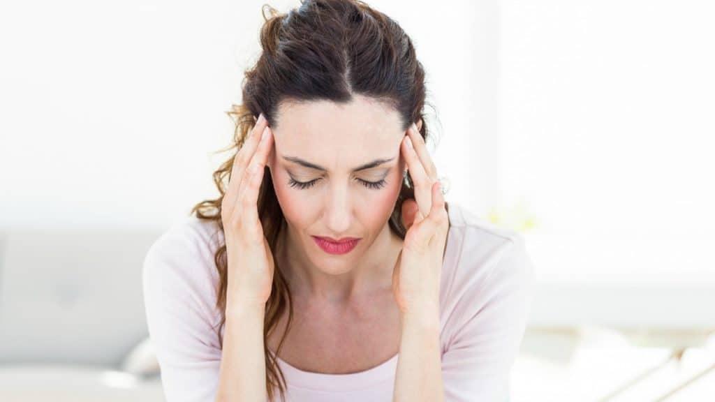 ribaund baş ağrısı