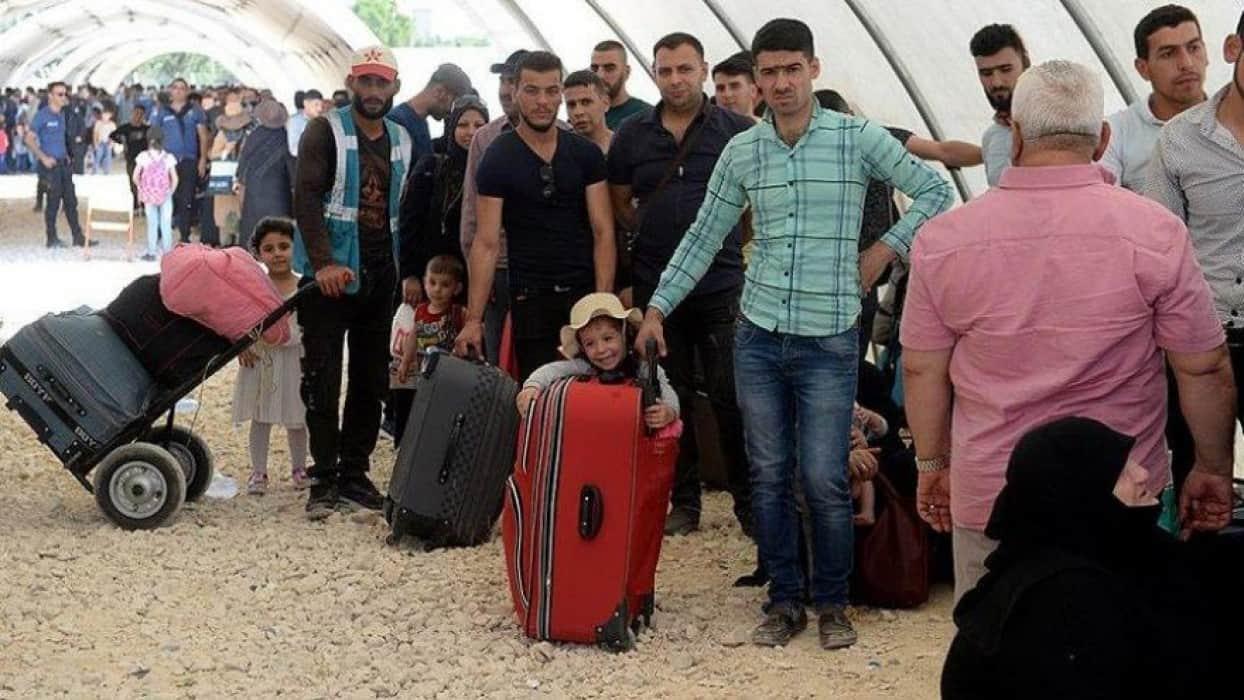 Mülteciler hakkında en merak edilen konu: Suriyeliler neden kamplarda tutulmuyor?