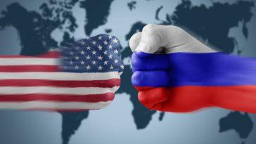 ABD VS Rusya Askeri Gücü – İnfografik