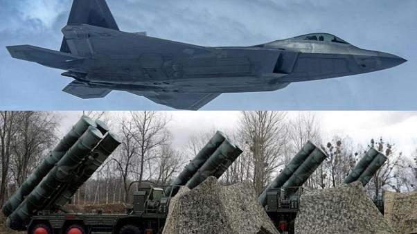 F-35 VS S-400 Hangisi Daha İyi? – İnfografik