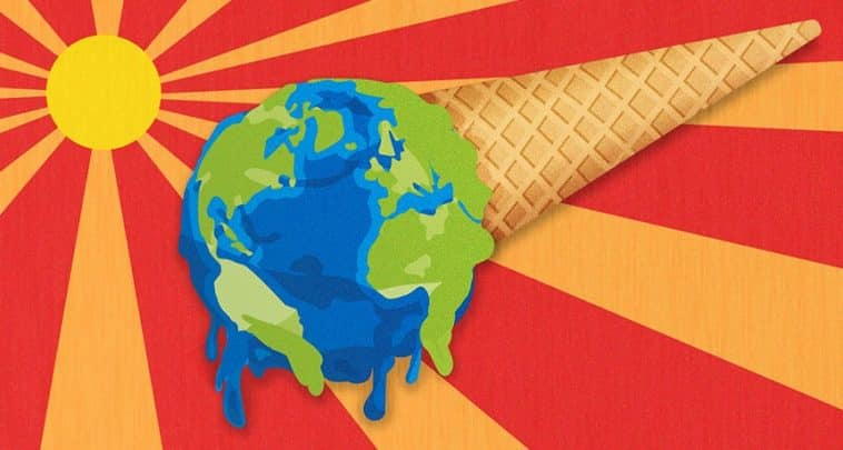 Küresel İklim Değişikliği Nedir? – İnfografik