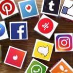 Sosyal Medya Bağımlısı Mısın? – İnfografik