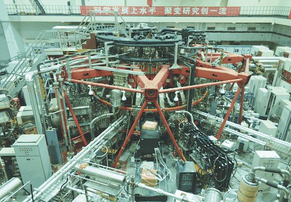 Çin'in Yapay Güneşi Çalışmaya Hazır