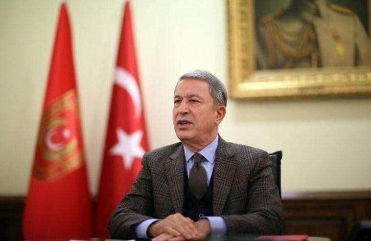 Savunma Bakanı Akar'dan İttifak Açıklaması