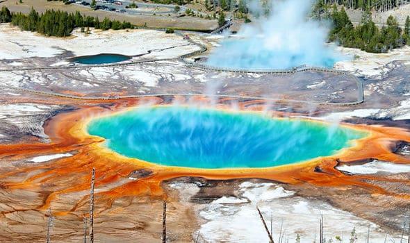 Yellowstone Kalderası Patlarsa Ne Olur?