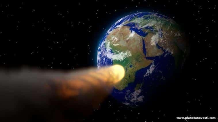 Big Ben'in 2 Katı Büyüklükte Göktaşı Dünya'ya Doğru Hızla Geliyor!