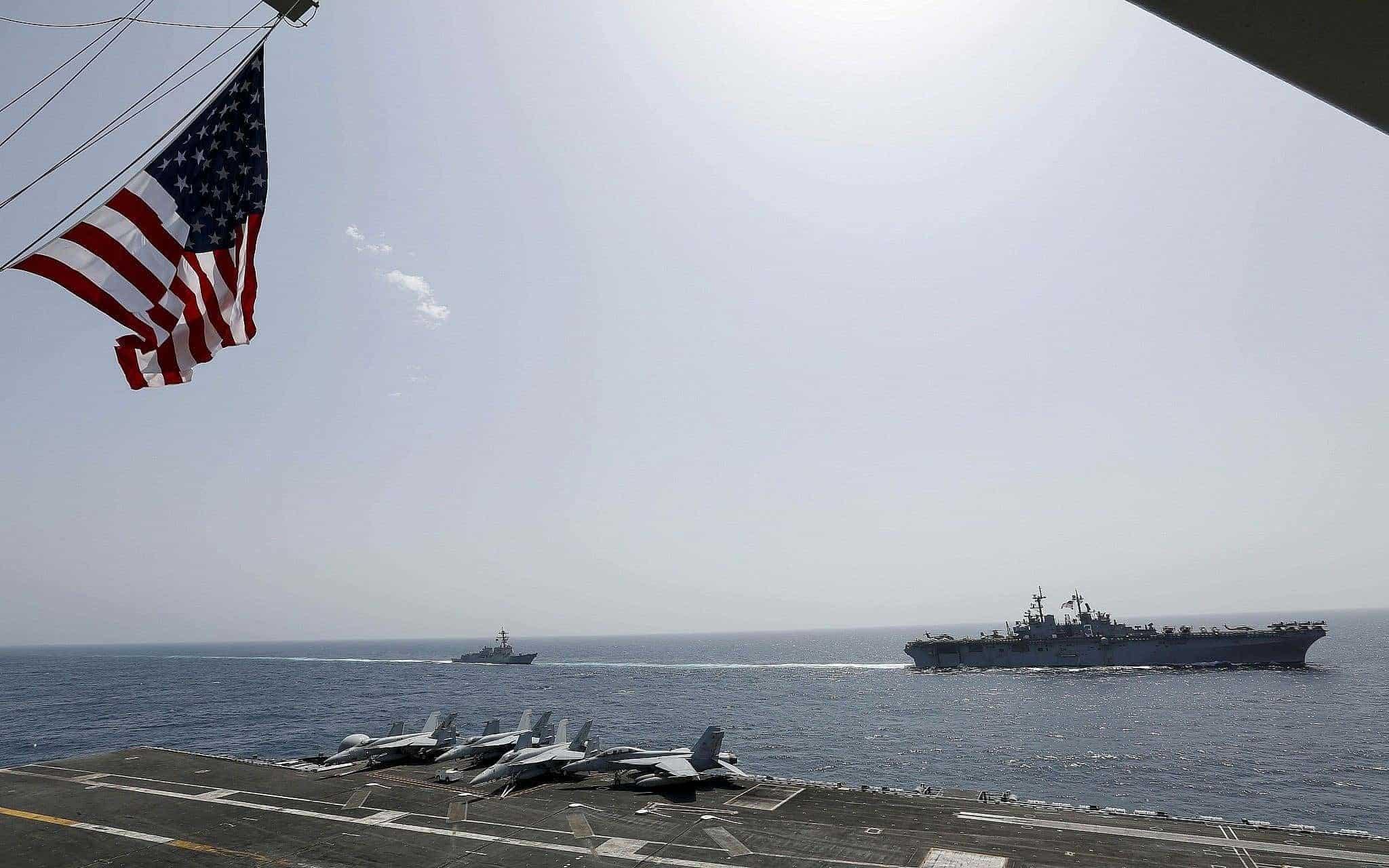 ABD Ve İran Olası Savaşında Kim Kazanır?