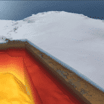 Antarktika'da Bir Buzul Çok Hızlı Eriyor