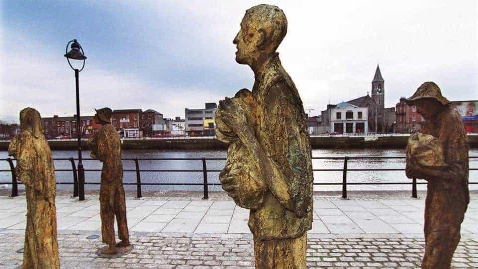 İrlanda'da Yaşanan Büyük Kıtlık Olayı Nedir?