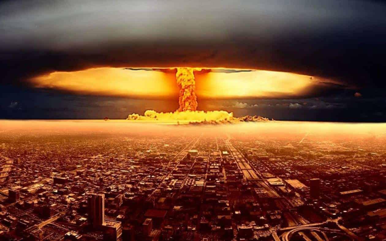 ABD'yi Hedef Alacak Nükleer Bir Saldırı 6 Bölgeyi Hedefleyebilir!