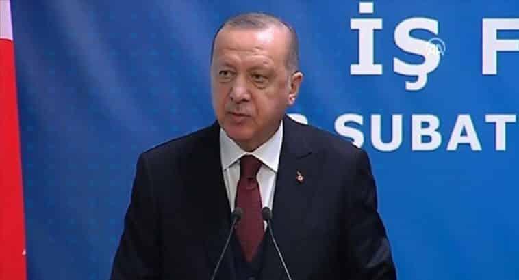 Erdoğan: Ukrayna İle Ticaret Hacmimizi Arttıracağız