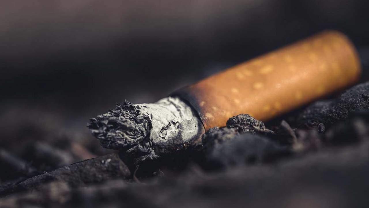 Sigaralar Söndürüldükten Sonra Bile Kimyasal Emisyonlar Üretiyor