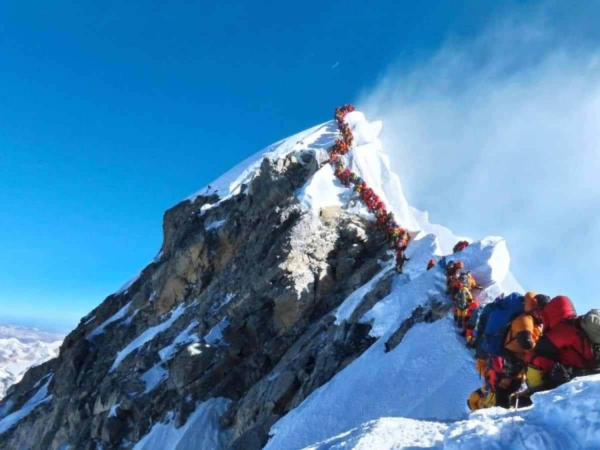 Nepal'de Everest Dağı'na Çıkmak Kimler İçin Yasak?