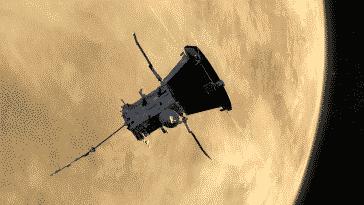 Parker Solar Probe Uzay Aracı Güneş'i Görüntüleyecek