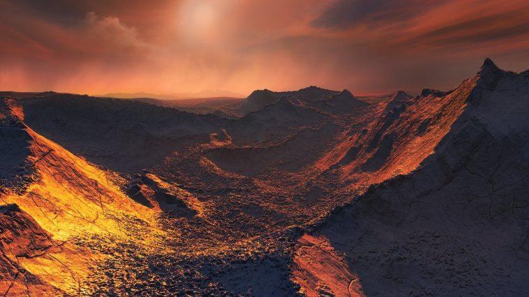Barnard Yıldızı B Gezegeninde Yaşamı Mümkün Hale Getirmek Mümkün Mü?