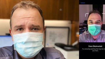 iPhone'da FaceID Maske İle Nasıl Kullanılır?