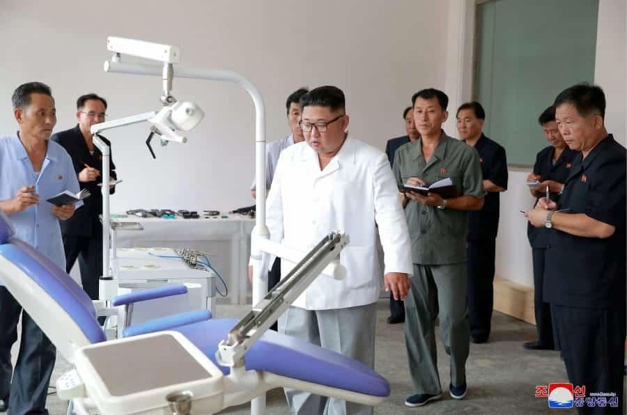 Kuzey Kore'de Sağlık Sistemi Hakkında Merak Edilenler