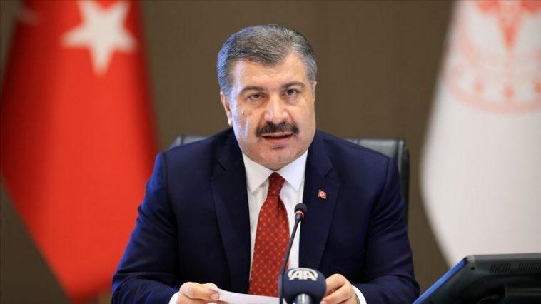 Sağlık Bakanı Fahrettin Koca: Dikkatli Olmalıyız, Risk Ortadan Kalkmış Değil!