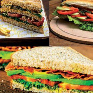 Sandviç Tercihleriniz Ne Kadar Obur Bir İnsan Olduğunuzu Gösterecek