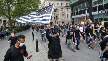 Amerikan Yönetimine Karşı Protestolar Artıyor