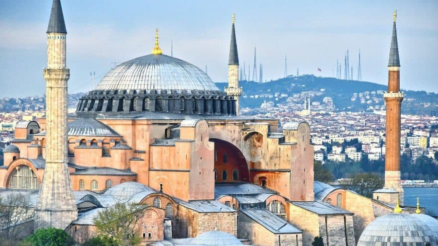 Ayasofya Camii Hakkında Bilgini Ölç