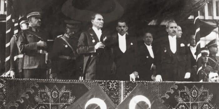 Cumhuriyetin İlan Edilmesi (29 Ekim 1923)