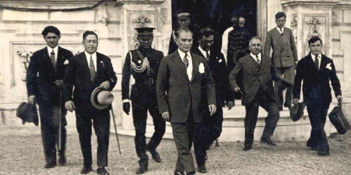 Mustafa Kemal Atatürk'ün Yaptığı Yeniliklerin Alanları