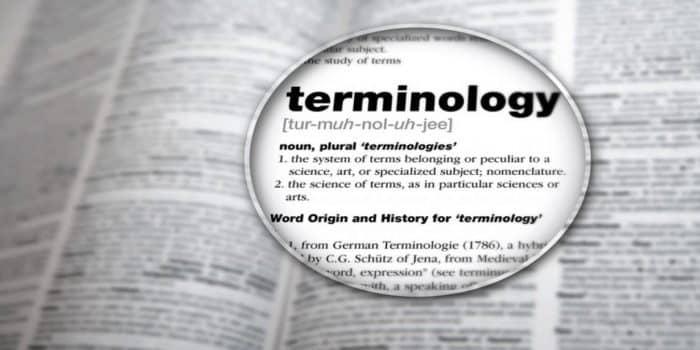 Terminoloji Ne Demek, Nerelerde Kullanılır?