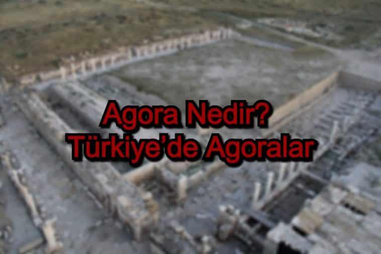 Agora Nedir? Türkiye'de Agoralar