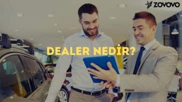 Dealer Nedir?