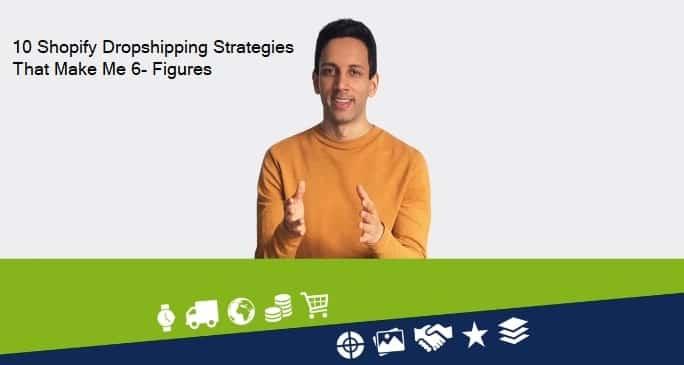 En İyi Dropshipping Eğitimi – 2021 Güncel – Alışveriş Sitesi Açmak İsteyenler İçin 15 Dropshipping Kursu