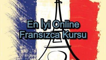Online Fransızca Kursu – 2020 Güncel – Fransızca Öğrenmenizi Sağlayacak 10 Fransızca Kursu