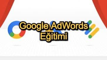 Google AdWords Eğitimi – 2020 Güncel – Google Ads Uzmanı Olmak İsteyenler İçin 15 Kurs