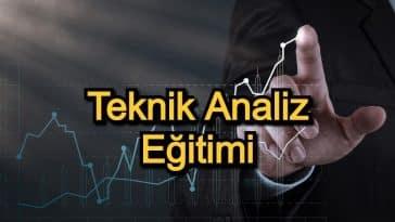Teknik Analiz Eğitimi – 2020 Güncel – Borsada Para Kazanmanızı Sağlayacak En İyi 15 Eğitim