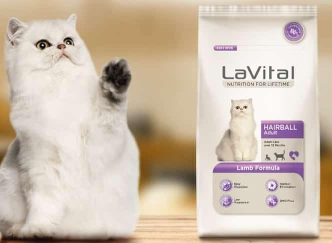 la vital cat food