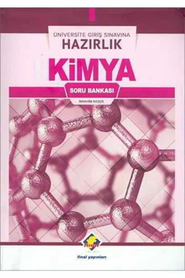 Final Yayinlari TYT AYT Kimya Konu Anlatimli Kitabi 1