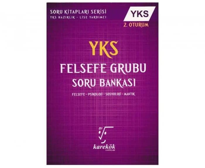 Karekok Yayinlari – YKS AYT Felsefe Grubu Soru Bankasi