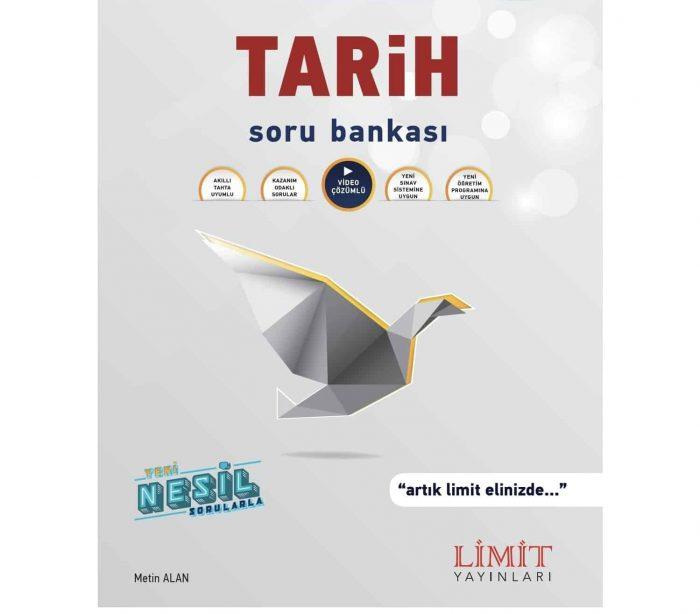 Limit Yayinlari – TYT AYT Tarih Soru Bankasi