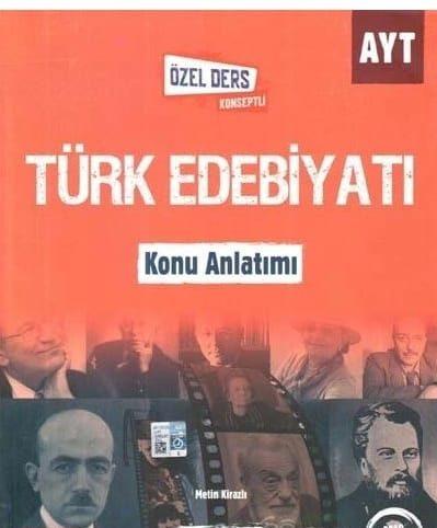 Okyanus Yayincilik – AYT Turk Dili ve Edebiyati Ozel Ders Konseptli Konu Anlatimi